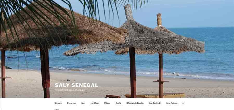 Cote Sénégalaise, Obama Beach, Saly