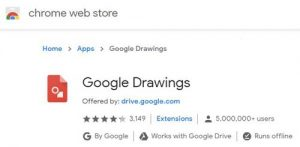 google tekenen