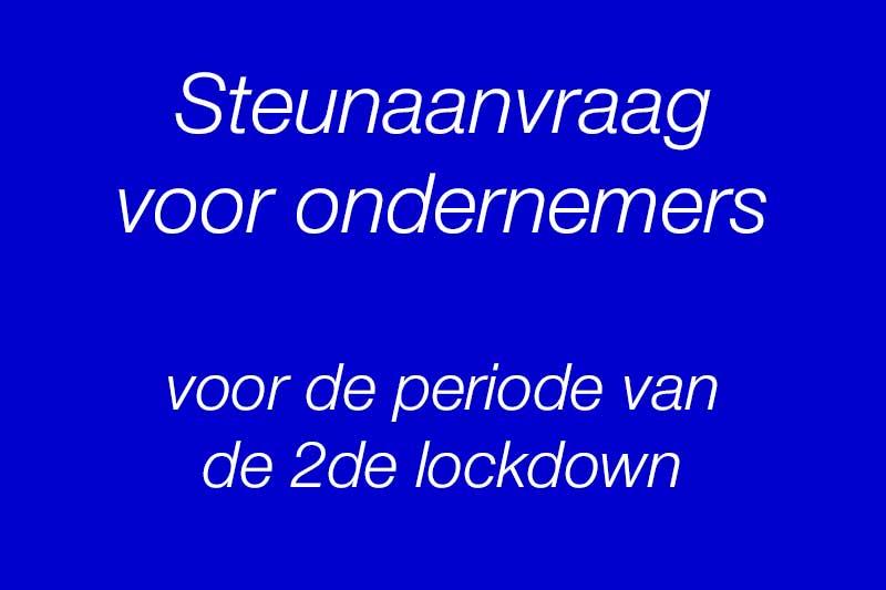 steun tjdens 2de corona lockdown